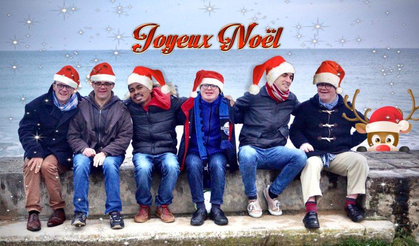 Joyeux Noël les amis !