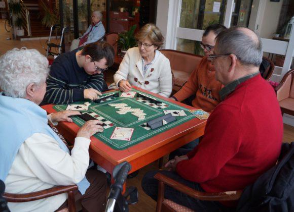 Les visites du jeudi aux personnes âgées
